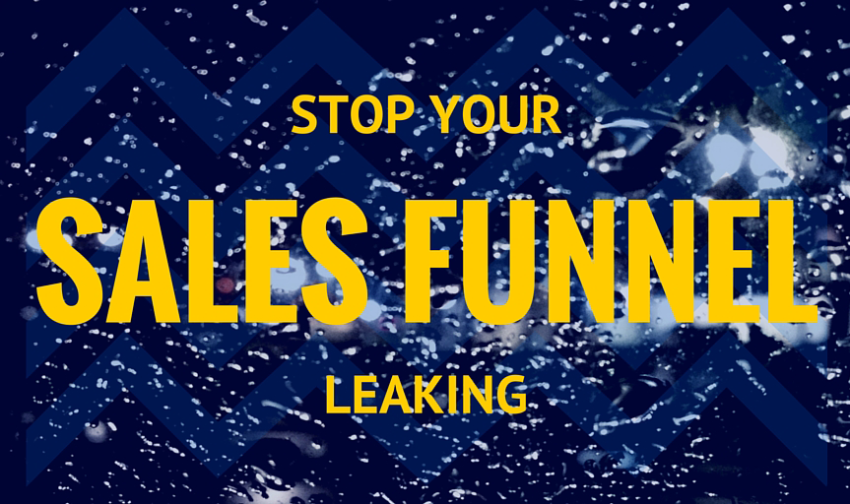 where-drip-campaigns-can-stop-sales-funnel-leakage