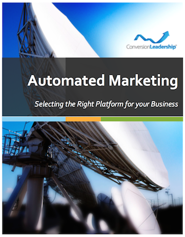 Selecting the Right Marketing Automation Solution