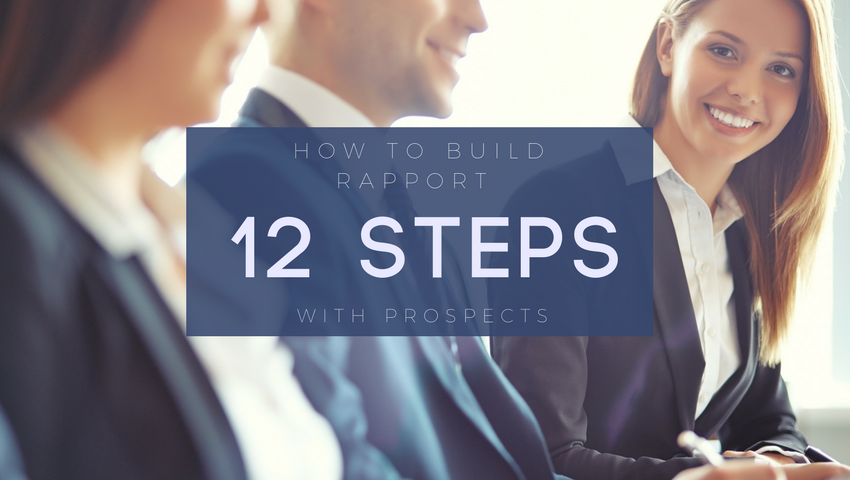Build Rapport with Prospects